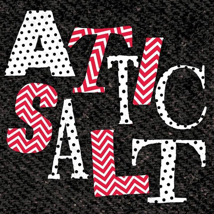 Attic Salt @ Squid Ink Tattoo Co. & Art Gallery - Bloomington, IL