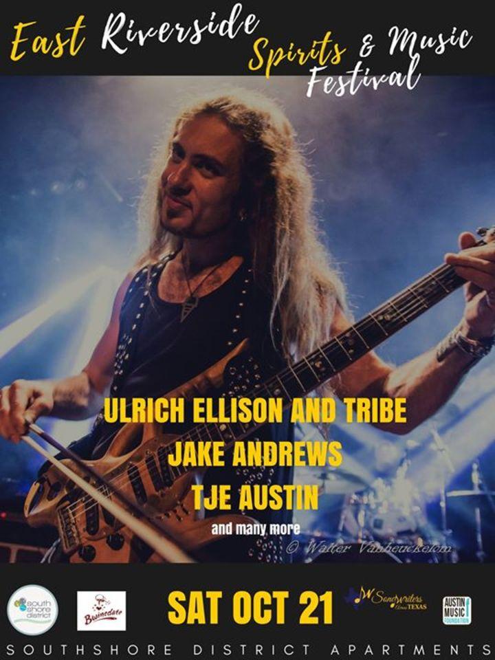 Ulrich Ellison and Tribe @ Spirit of 66 - Verviers, Belgium