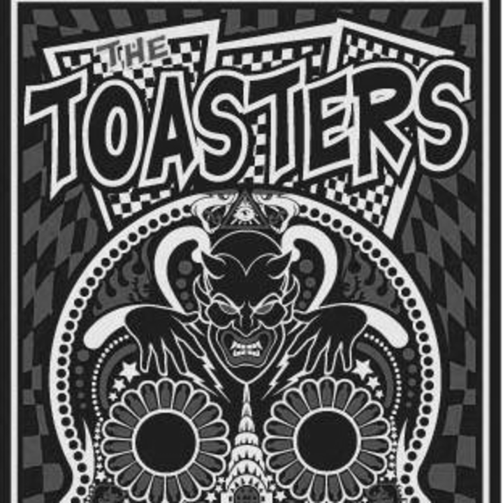 The Toasters @ gambrinus - Saint-Michel-Sur-Orge, France