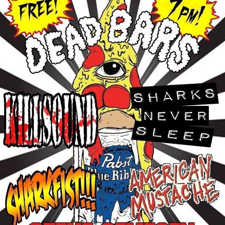 SharkFist Tour Dates