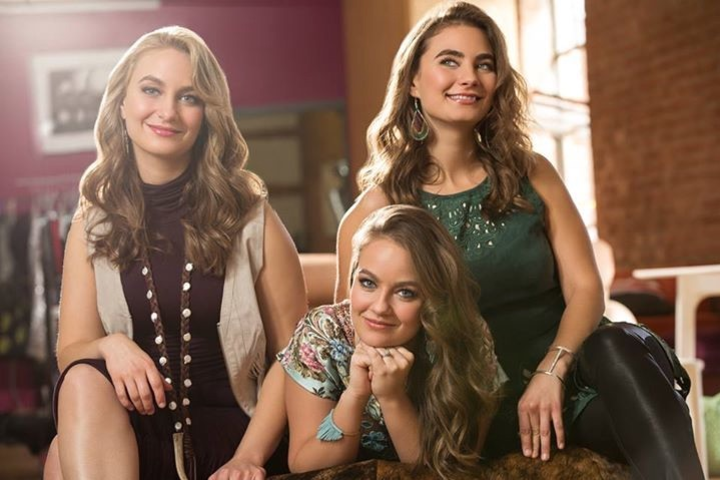 The Quebe Sisters @ Grand Ole Opry - Nashville, TN