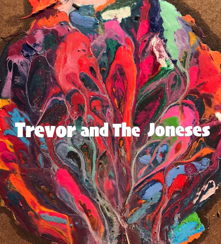 Trevor and The Joneses Tour Dates