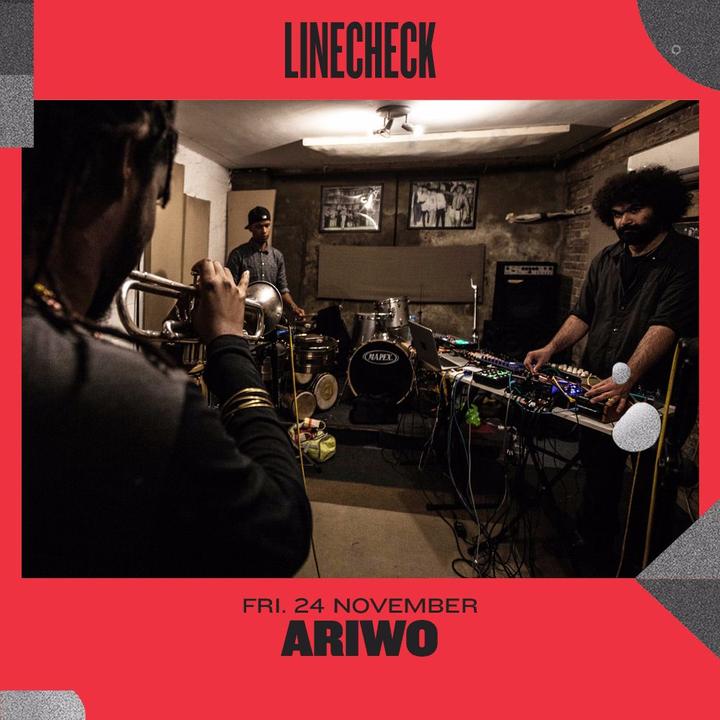 Ariwo @ Linecheck Festival - Milan, Italy