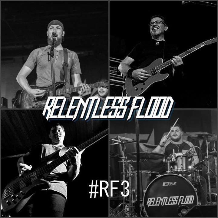 Relentless Flood Tour Dates
