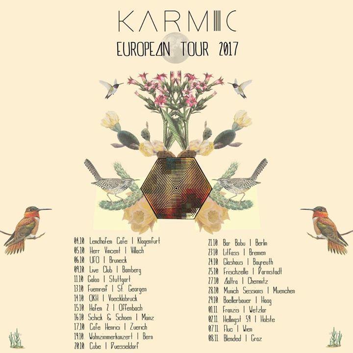 Karmic @ Live Club - Bamberg, Germany