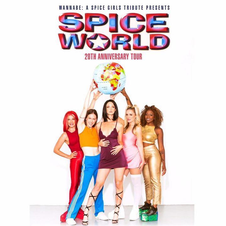 WANNABE: The Spice Girls Tribute Band @ Flato Markham Theatre - Markham, Canada