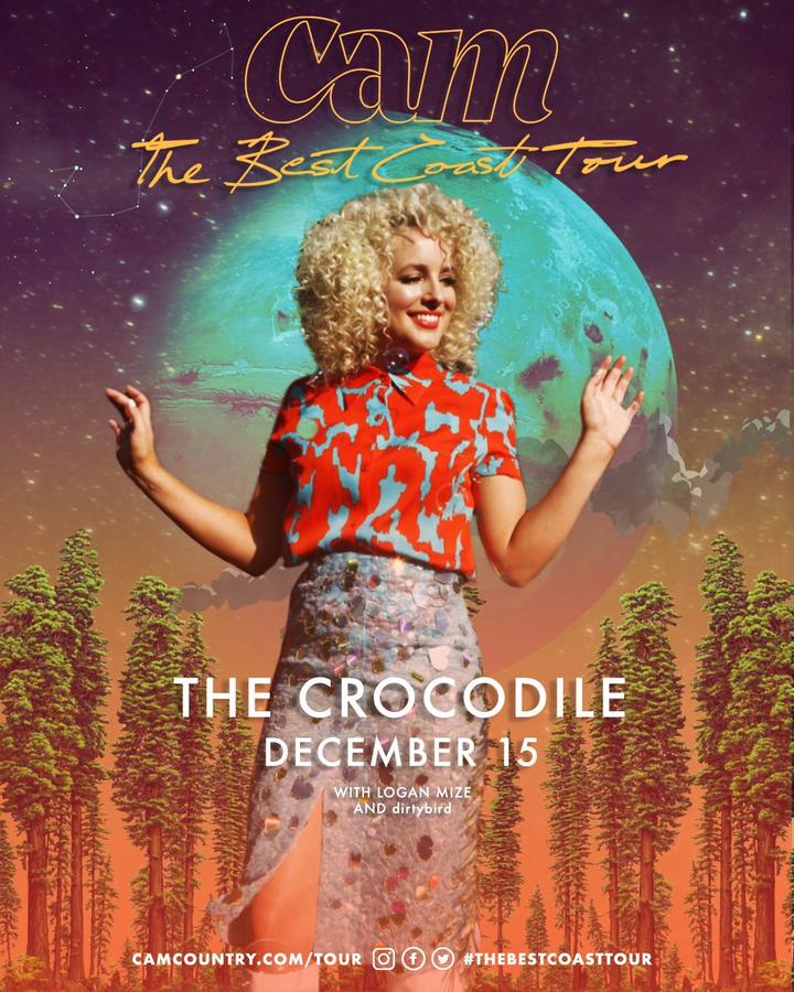 Cam @ The Crocodile - Seattle, WA