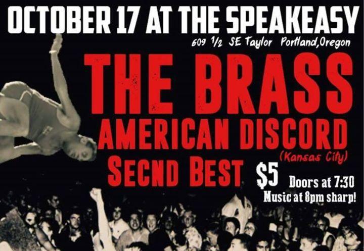 The Brass @ The Safari Room at El Cortez - Brooklyn, NY