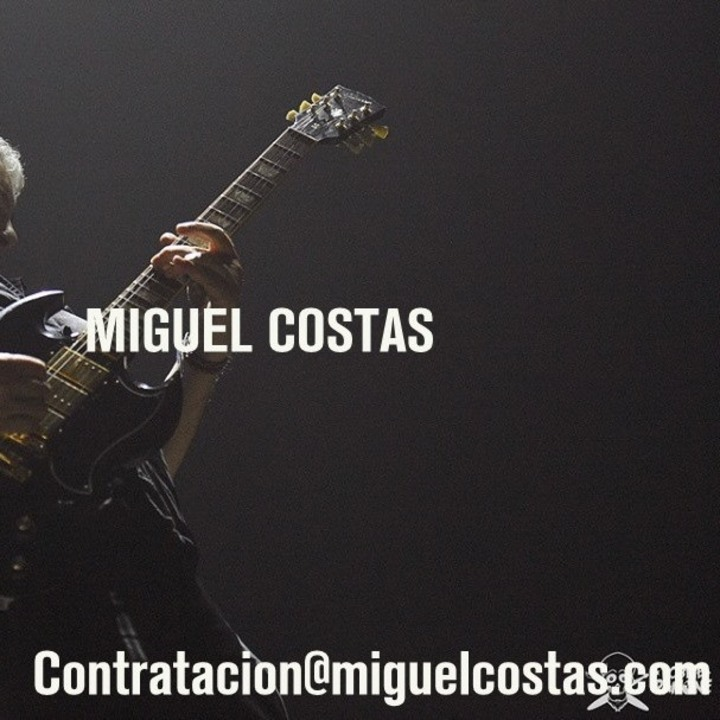Miguel Costas Tour Dates