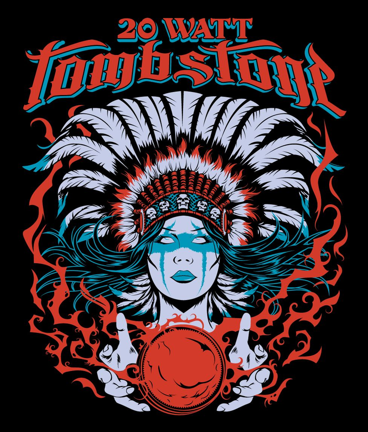 20 Watt Tombstone Tour Dates