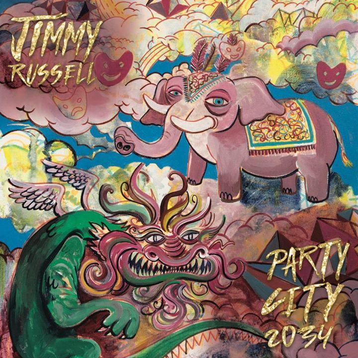 Jimmy Russell's Party City 2034 Tour Dates