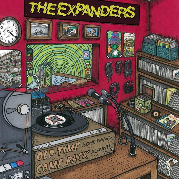 The Expanders Tour Dates