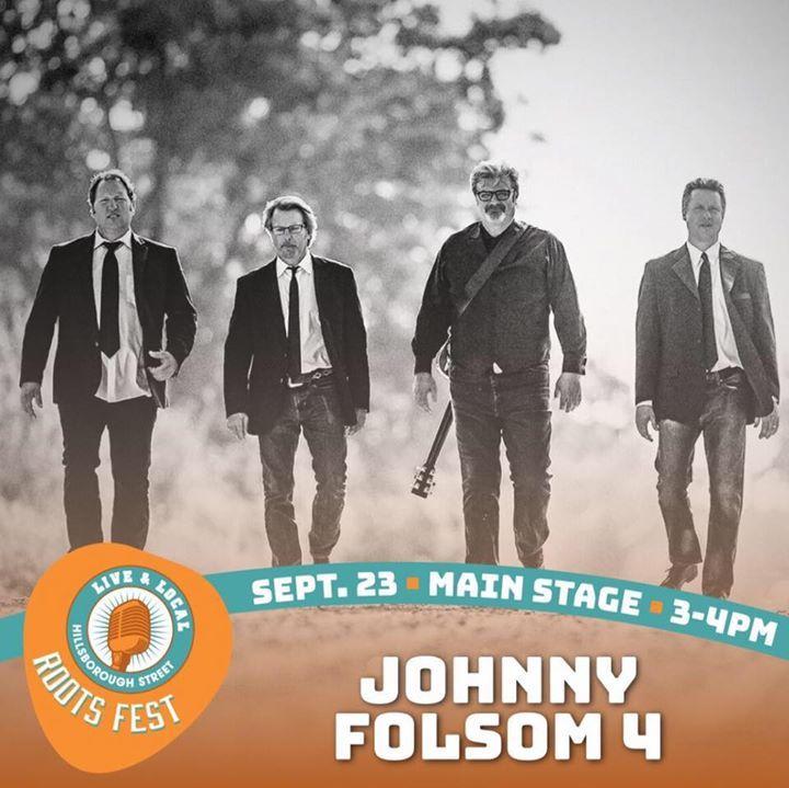 Johnny Folsom 4 Tour Dates