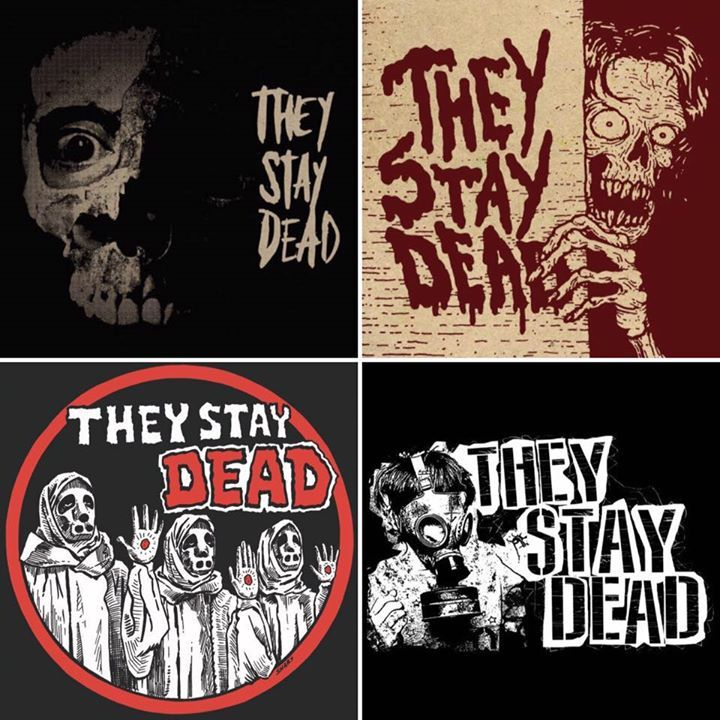 They Stay Dead Tour Dates