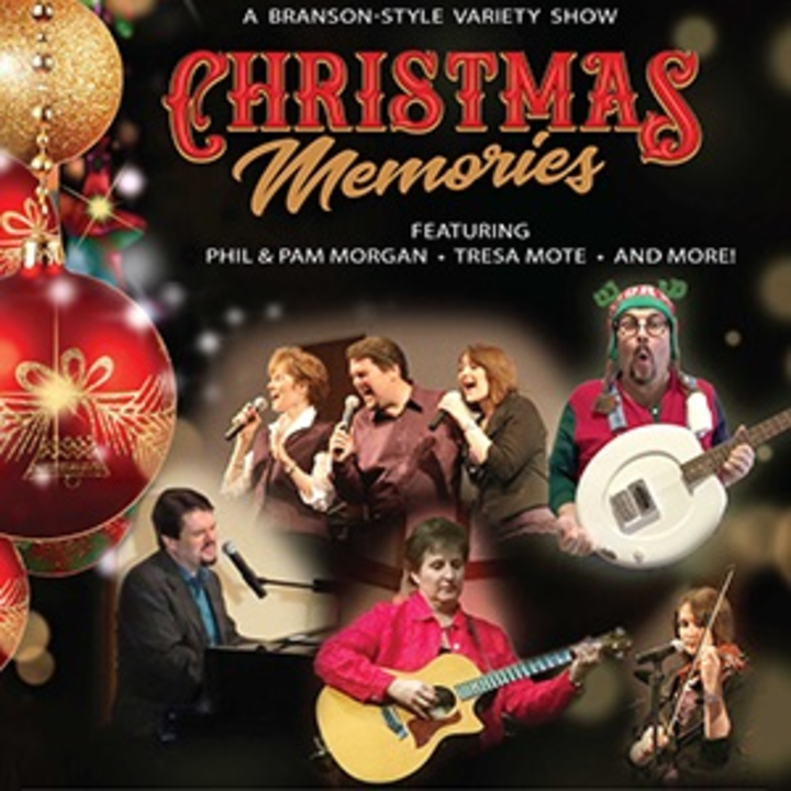 Phil & Pam Morgan @ 7:00pm - CHRISTMAS TOUR - First Baptist Church • 2 NE Douglas • 816-525-0700 - Lees Summit, MO