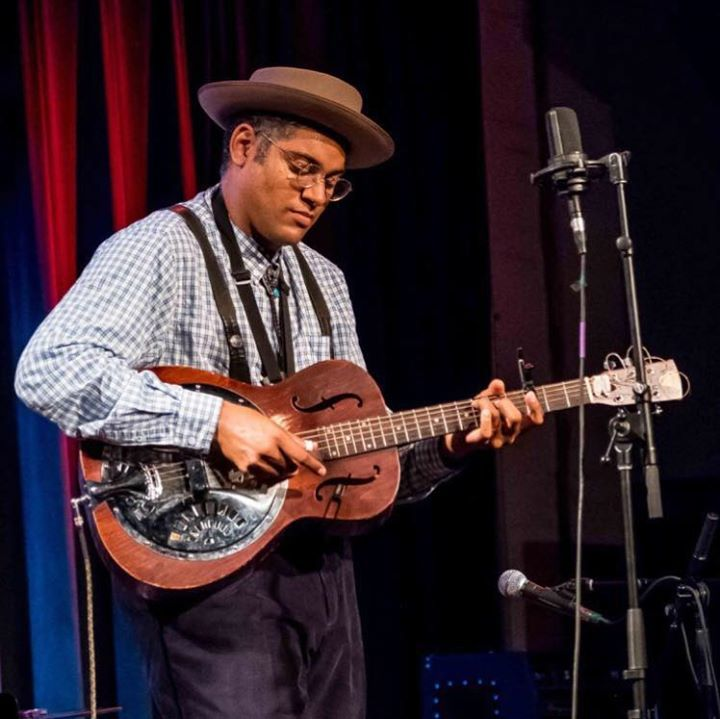 Dom Flemons @ The Parlor Room - Northampton, MA