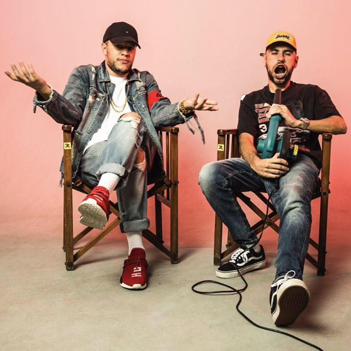 Amine Edge & DANCE @ Minimal Effort - Los Angeles, CA