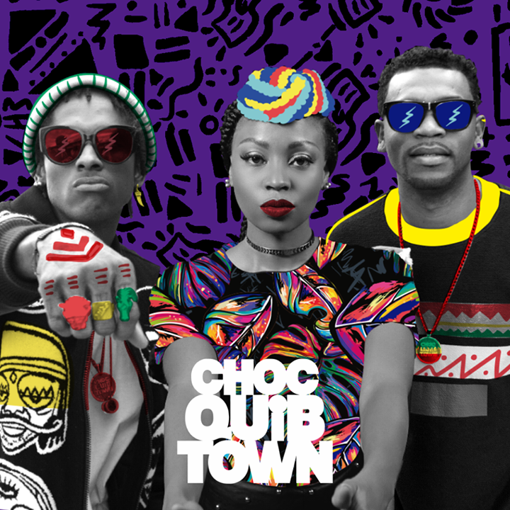 Choc Quib Town Tour Dates