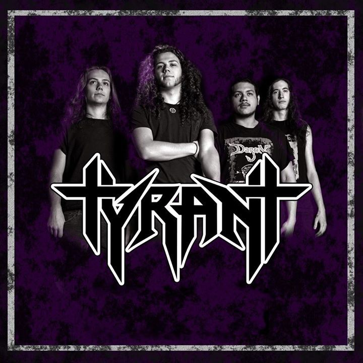 Tyrant (Official) Tour Dates