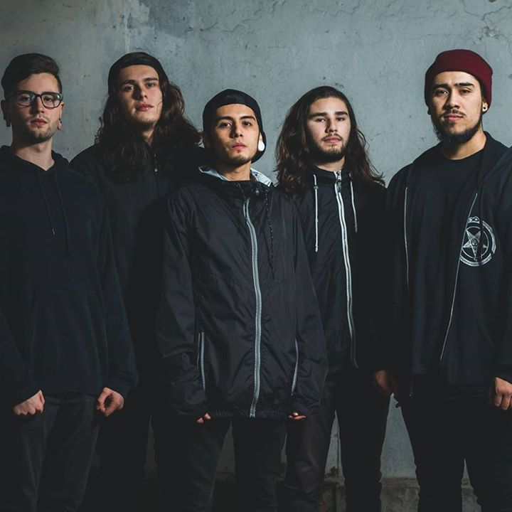 Starting The Collapse Tour Dates