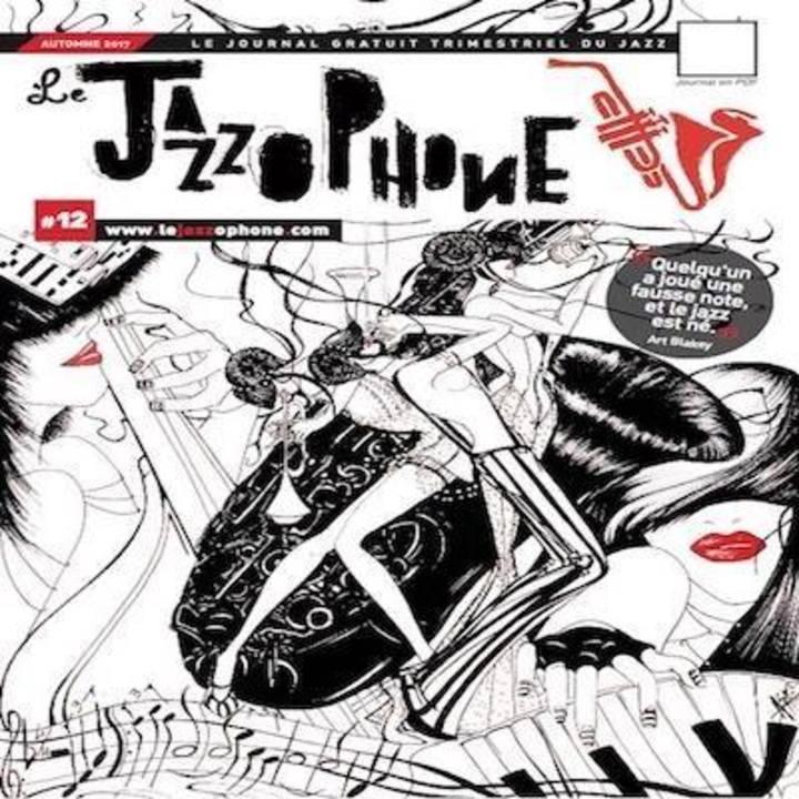 Le Jazzophone @ Forum Jorge François - Nice, France