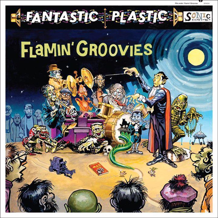 Flamin' Groovies Tour Dates