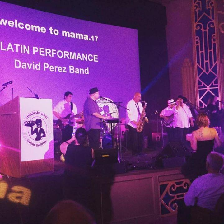 David Perez Band Tour Dates