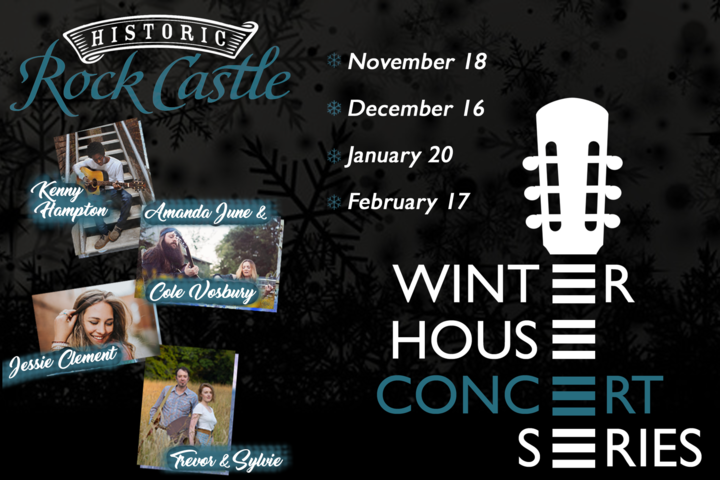 The Lovers @ Historic Rock Castle Songwriter Series  - Hendersonville, TN