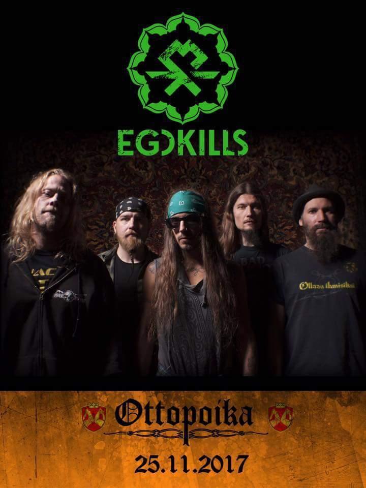 Egokills @ Ottopoika  - Kuopio, Finland