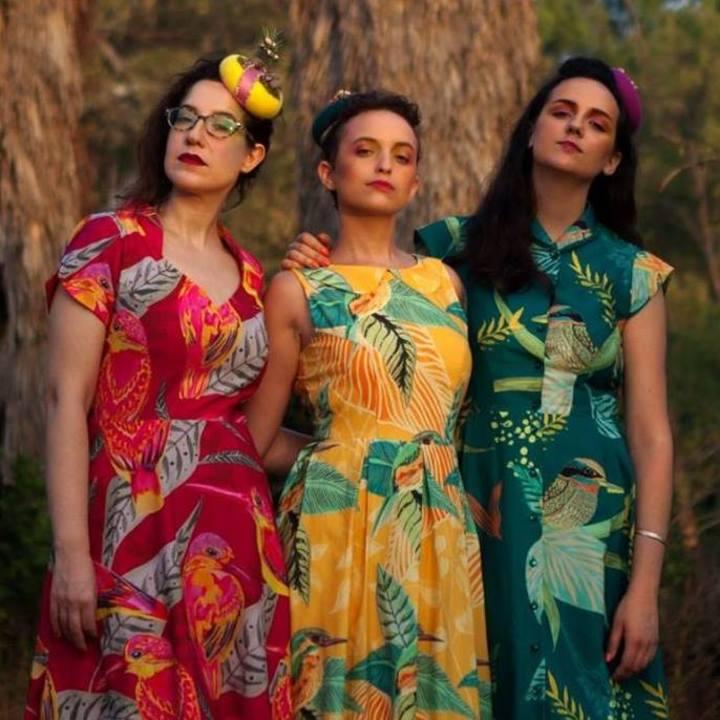 The Hazelnuts :: האחיות לוז @ HABIMA - Tel Aviv, Israel