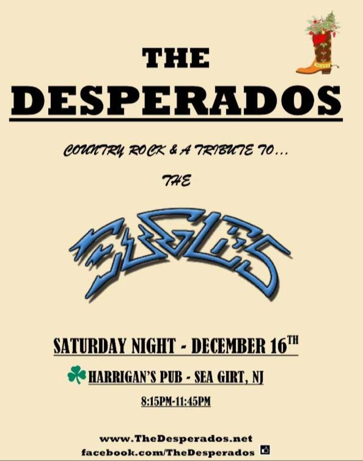 The Desperados @ Harrigan's Pub - Sea Girt, NJ