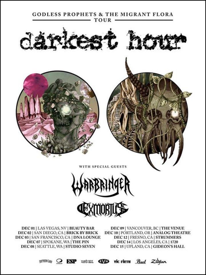Exmortus Tour Dates