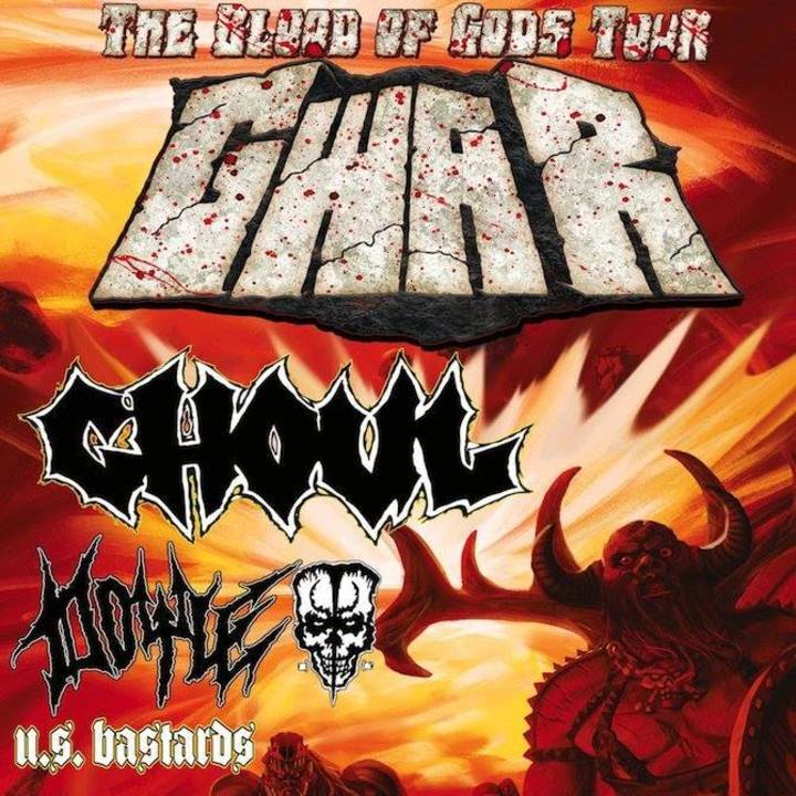 Ghoul (Official) Tour Dates