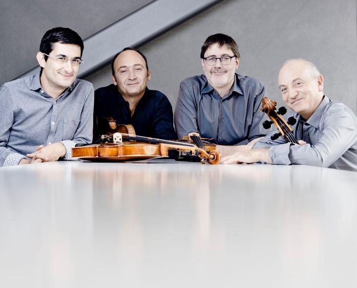 Quatuor Danel @ Kurhaus René-Schickele-Saal / Bühnensaal - Badenweiler, Germany