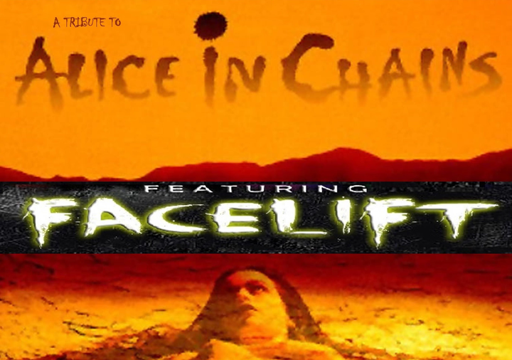 Facelift - The Ultimate Alice in Chains Tribute @ 90's Palooza ALL AGES SHOW! at BASECAMP! - Lisle, IL