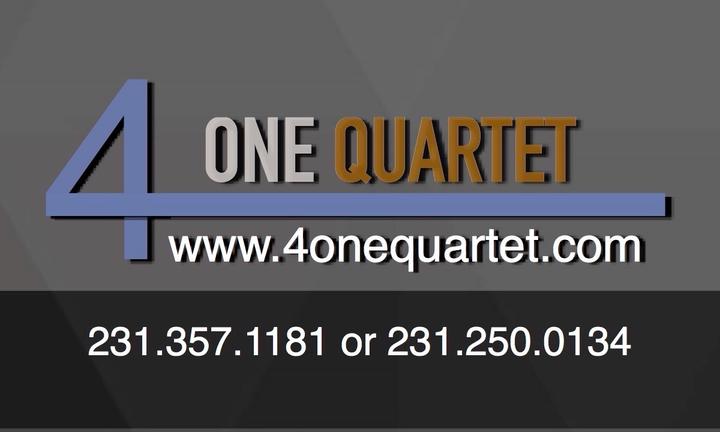 4 One Quartet @ Central Presbyterian Church  - Nevada, IA
