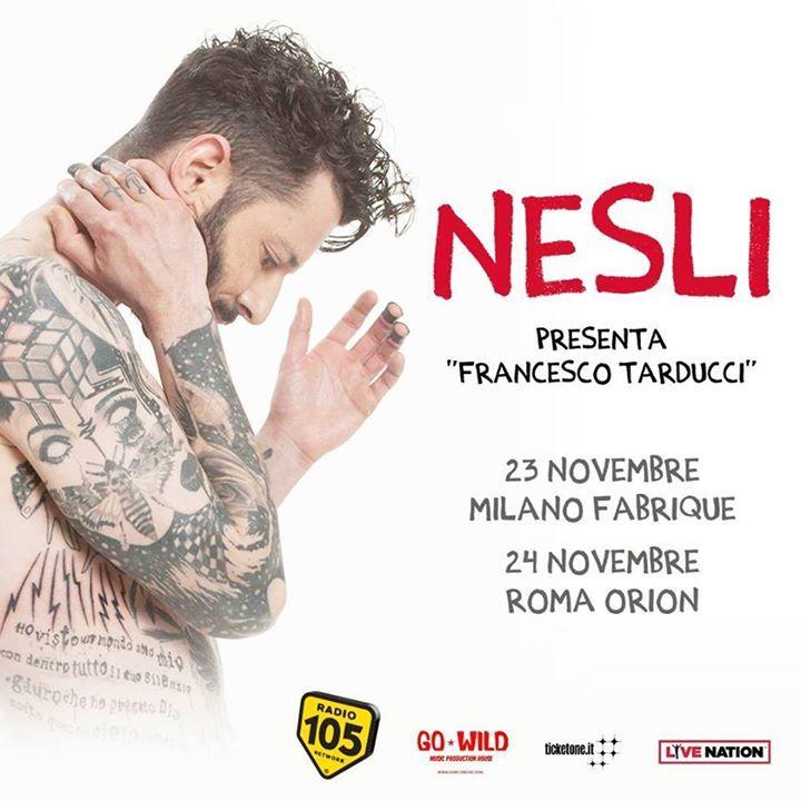 Nesli @ Orion - Ciampino, Italy