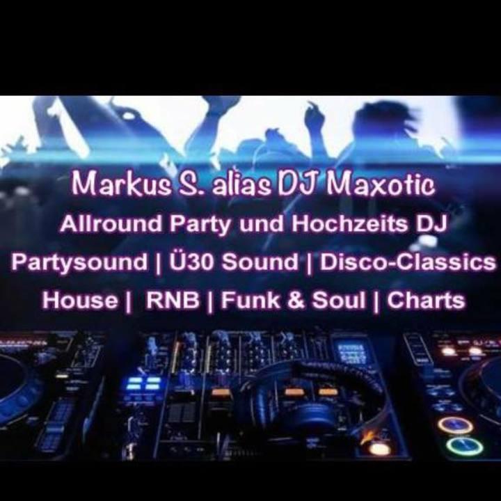 DJ Maxotic Tour Dates