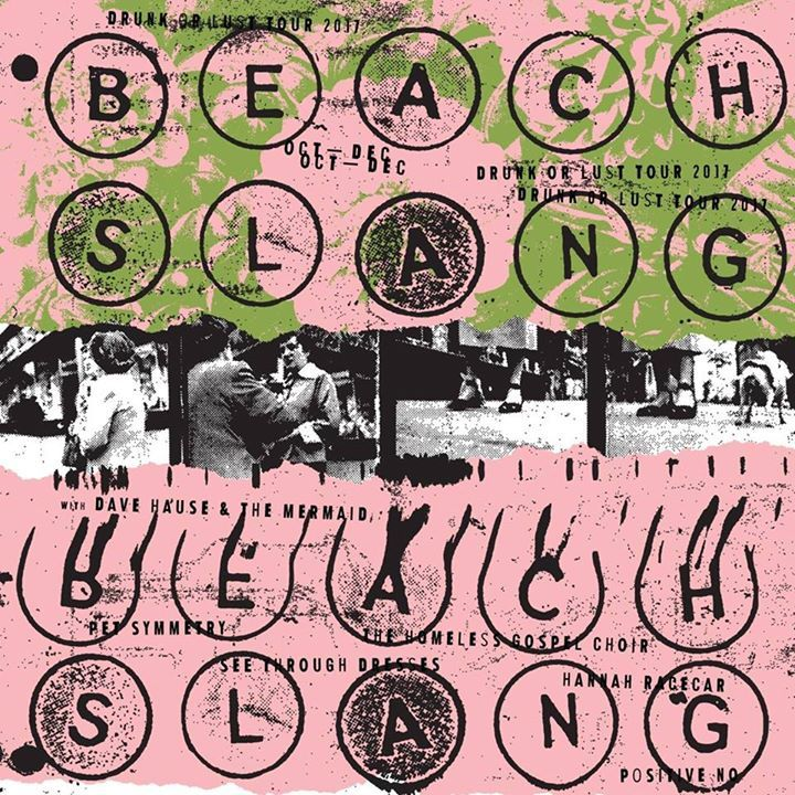 Beach Slang @ Growlers - Memphis, TN