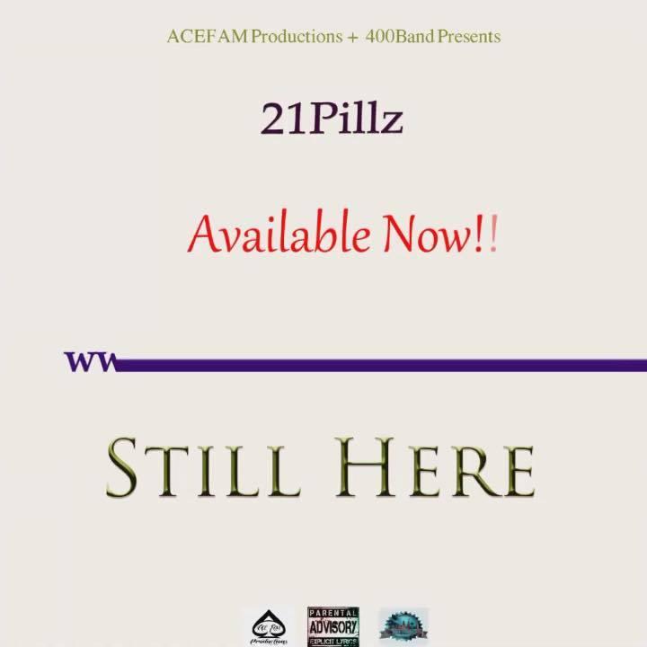 21Pillz Tour Dates