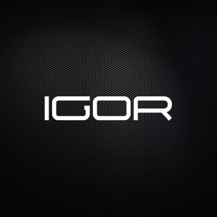 Igor Tour Dates