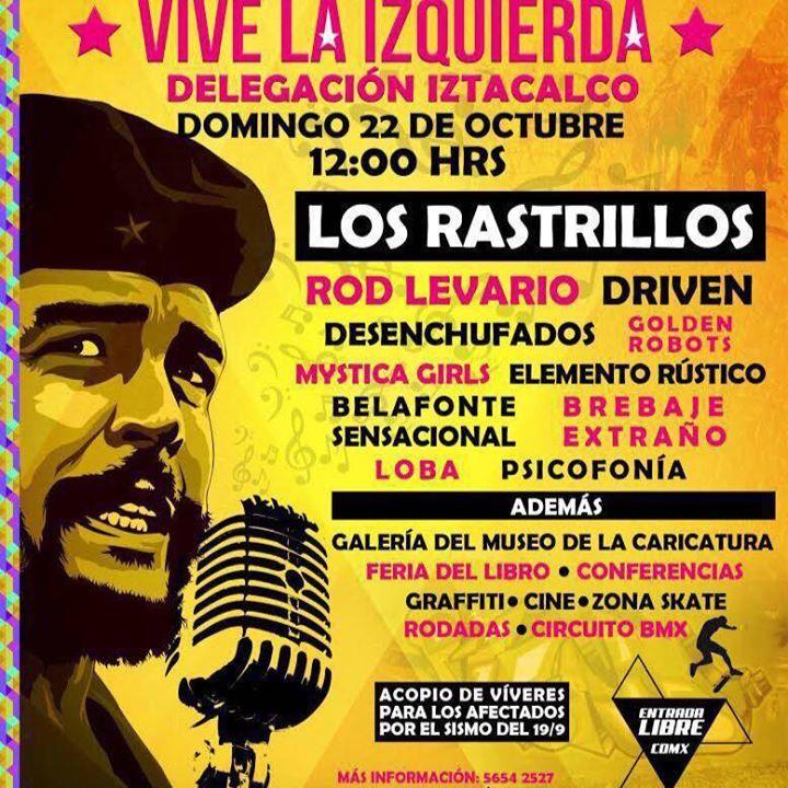 Los Rastrillos @ Parque Trasloma - Zapopan, Mexico