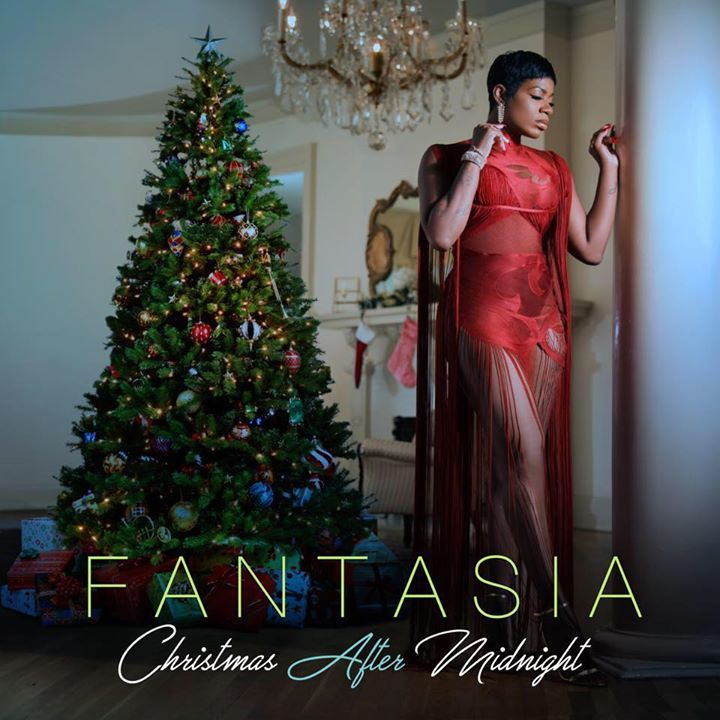 Fantasia @ Garrett Coliseum - Montgomery, AL