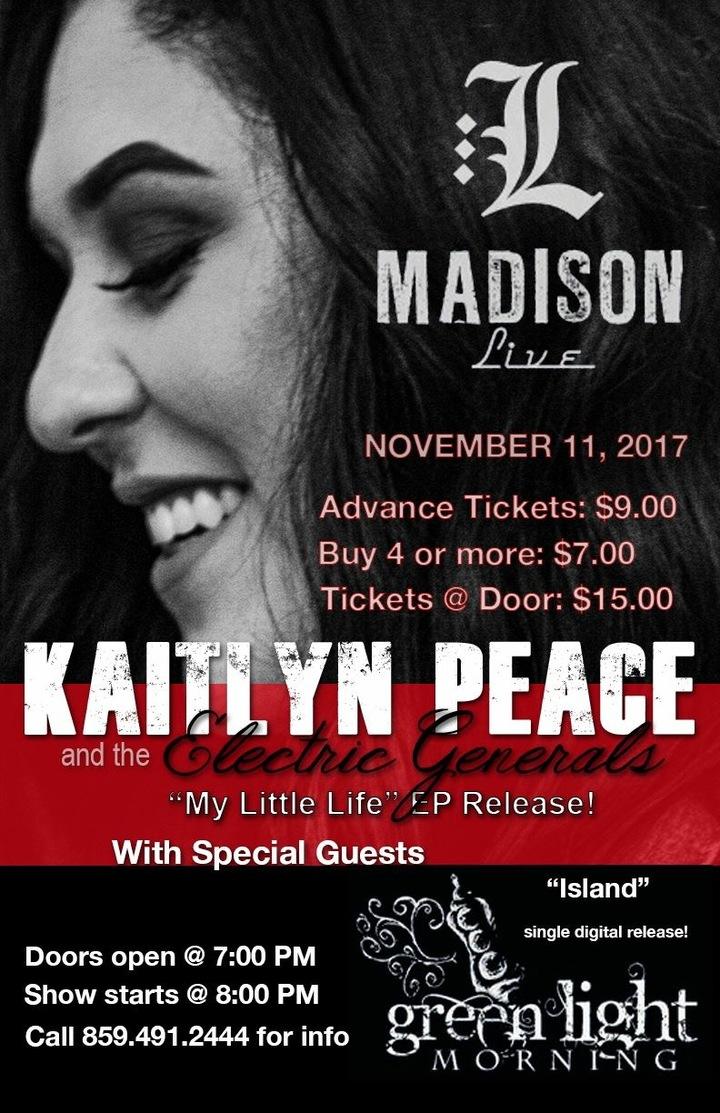 Green Light Morning @ Madison Live - Covington, KY