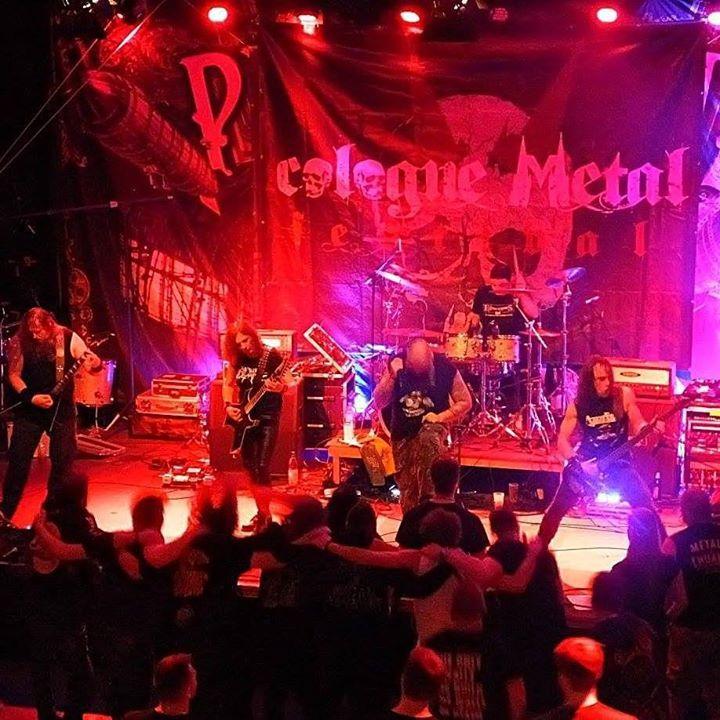 Sabiendas @ Cologne Metal Festival - Cologne, Germany
