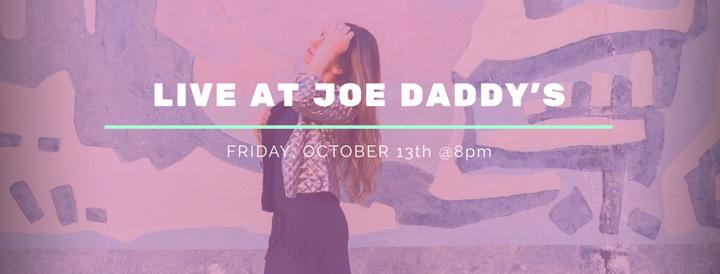Lindsey Lane @ Joe Daddy's - Amarillo, TX