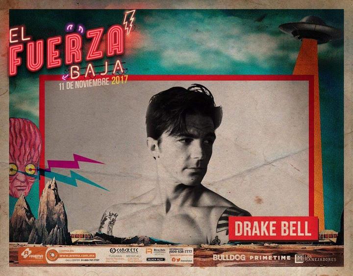 Drake Bell @ El Fuerza Baja - Tijuana, Mexico