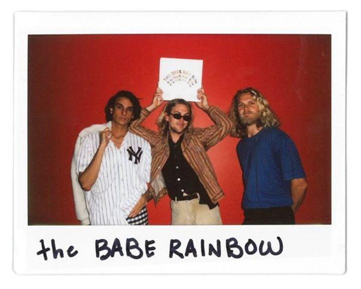 The Babe Rainbow @ Bumann & SOHN - Cologne, Germany