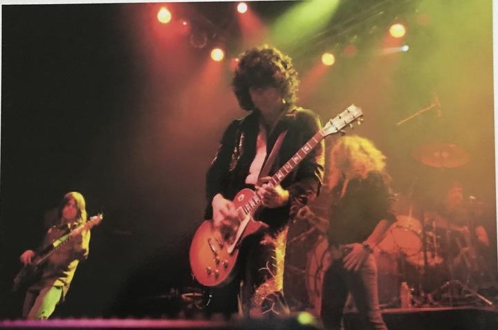 No Quarter the Led Zeppelin Legacy @ Anita's Theatre - Thirroul, Australia