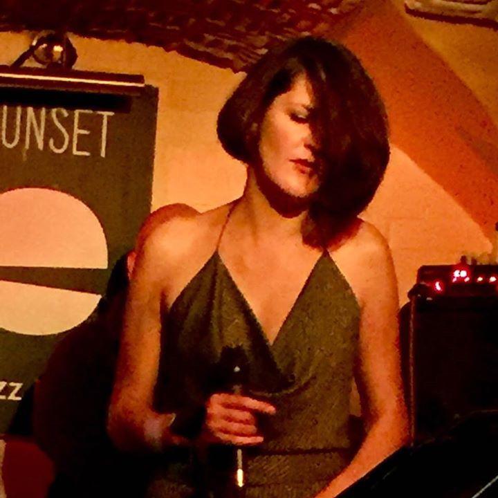 Clémence de Tournemire @ Sunset Sunside - Paris, France